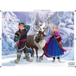 Obraz ANNA, KRISTOFF I OLAF - FROZEN PTD114T2