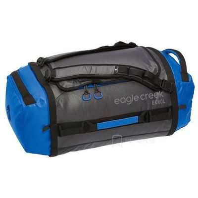 629932499d77c Eagle Creek Cargo Hauler Duffel 60L torba podróżna składana 67 cm   plecak    Blue   Asphalt - Blue   Asphalt