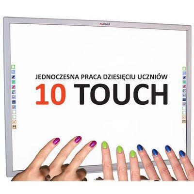 Znalezione obrazy dla zapytania 10 touch myboard