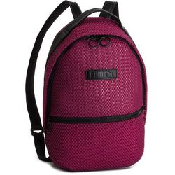 d5d5d85d3fc31 Plecak - prime time archive backpack 075792 1 fushia purple/puma black marki  Puma