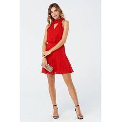 926b62f447 Sugarfree Sukienka bellis w kolorze czerwonym