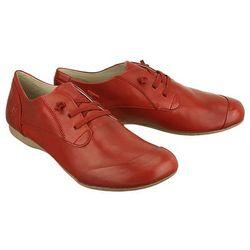 9ae4b00c JOSEF SEIBEL 87201 971 396 Fiona rubin, półbuty damskie - Czerwony