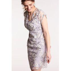 4fabe01a5204f Suknie i sukienki fioletowy - ♡ Brendo.pl