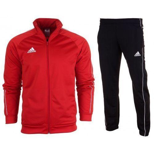 Adidas dziecięca bluza z kapturem YG Linear Full Zip Hoodie Energy AquaCollegiate NavyWhite 140