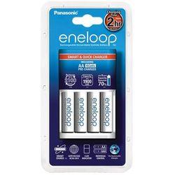 Panasonic Eneloop BQ-CC16 + 4 x R6/AA Eneloop 2000mAh BK-3MCCE