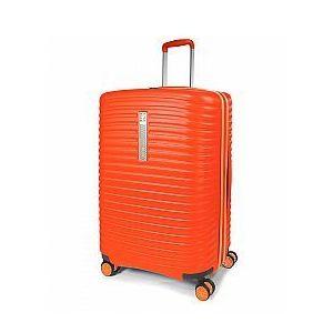 f8e0e4dc0500c Walizka duża twarda, 4 kółka, poszerzana, 123 litry, zamek szyfrowy z TSA