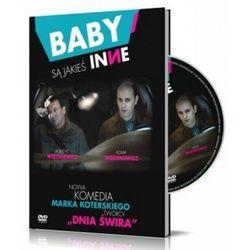 Baby są jakieś inne (DVD) + zakładka do książki GRATIS