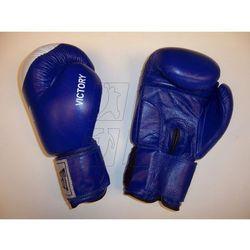 Rękawice bokserskie EVERFIGHT Victory 12 oz niebieskie