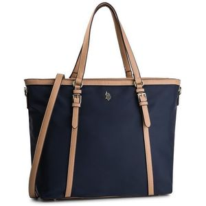 e2b7c9dd037a9 Torebka U.S. POLO ASSN. - Houston L Shopping Bag BEUHU0558WIP212 Nylon/Pu  Navy