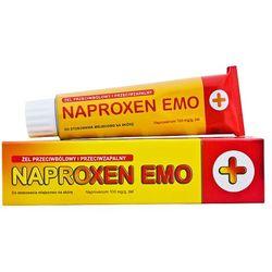 Naproxen Emo żel 0,1 g/g 100 g