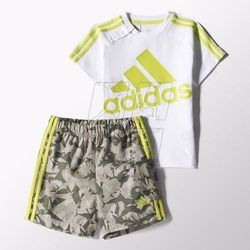 Komplet adidas Beach Summer Set Kids S17168