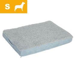 6e6323c424d28a Ortopedyczny materac dla psa memory, szary, s - dł. x szer. x wys.: 72 x 52  x 9 cm marki Bitiba