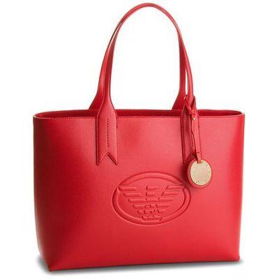 d873522cd212a Torebka EMPORIO ARMANI - Y3D099 YH18A 80003 Rosso, kolor czerwony