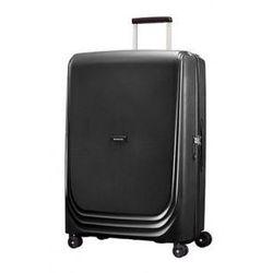 2909d51b4766 SAMSONITE duża walizka L 4 koła z kolekcji OPTIC materiał 100% polipropylen  zamek szyfrowy TSA