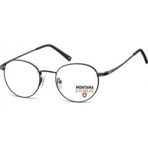 Okragle oprawki optyczne, korekcyjne Montana MA95A Opinie