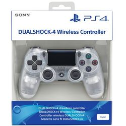 Kontroler SONY DualShock 4 V2 Przezroczysty
