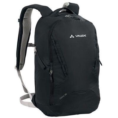 00efdfa672017 Miejski plecak na laptop omnis 28l czarny - czarny marki Vaude