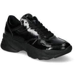 Sneakersy Chebello 2577-240 Czarne Lakier