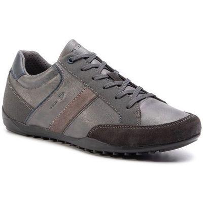 Sneakersy u halver a u943aa 05422 c4002 navy marki Geox