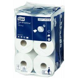 Papier toaletowy Tork SmartOne T8, 2 warstwy, mix - 12 rolek, 150109