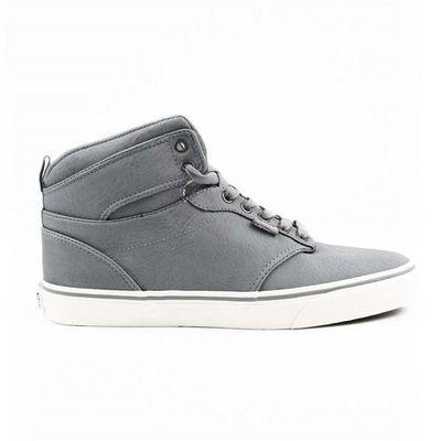 4a3f6cec9bba8 buty VANS - Atwood Hi (Leather) Frost Gray/Marshmallow (OEP) rozmiar: 41,  kolor szary