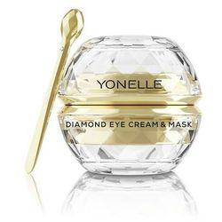 Yonelle diamond eye cream&mask krem pod oczy i na usta 30ml (5902067251065)