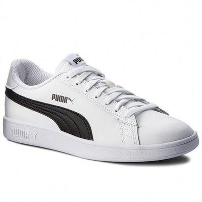 Sneakersy PUMA Smash V2 L 365215 01 Puma WhitePuma White, kolor biały