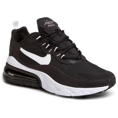 Nike Buty air max 270 react ao4971 004 blackwhiteblack