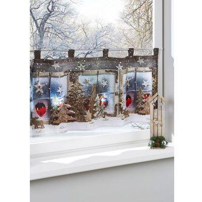 Zazdrostka Led Magia świąt Bożego Narodzenia Bonprix Kolorowy