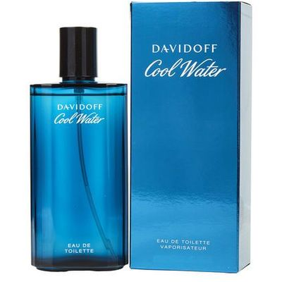 cool water men edt 200 ml dla panów marki Davidoff