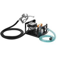 MSW Pompa do oleju - mini cpn - licznik MSW-OP60S - 3 LATA GWARANCJI