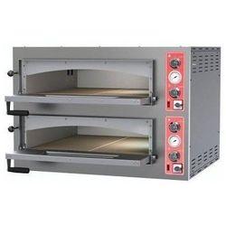 Piec do pizzy duwkomorowy ENTRY MAX 6 | 6 x śr. 34 cm | 7300W | 990x1270x(H)380mm