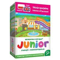 Programy edukacyjne, Akademia umysłu JUNIOR - Wiosna (wersja polsko-angielska)