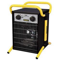 STANLEY ST 05-400-E NAGRZEWNICA ELEKTRYCZNA PIEC DMUCHAWA 5 kW - OFICJALNY DYSTRYBUTOR - AUTORYZOWANY DEALER STANLEY promocja (-75%)