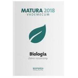 Matura 2018 Biologia.Testy i arkusze ZR (opr. broszurowa)