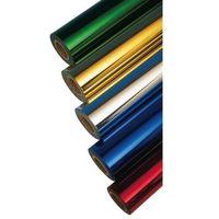 Pozostały sprzęt biurowy, Metaliczna folia barwiąca, rolka 20,3 cm x 122 m, złota - Rabaty - Porady - Hurt - Negocjacja cen - Autoryzowana dystrybucja - Szybka dostawa