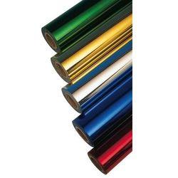 Metaliczna folia barwiąca, rolka 20,3 cm x 122 m, złota - Rabaty - Super Ceny - Autoryzowana dystrybucja - Szybka i tania dostawa