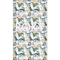 ręcznik ROXY - Cold Water Printed Bright White Praslin (WBB6) rozmiar: OS