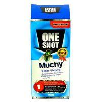Środki i akcesoria przeciwko owadom, Preparat na muchy. Środek na muchy. ONE SHOT 1 koncentrat 100ml=16l.