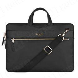 Cartinoe torba na laptopa London Style Series 13,3 cala czarna - Czarny \ 13.3
