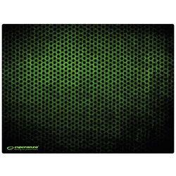 Podkładka pod myszkę Esperanza Maxi Grunge 400x300x3 czarno-zielona EGP103G