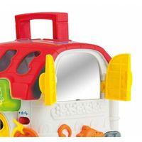 Interaktywne dla niemowląt, Smily SMILY Chatka sorter