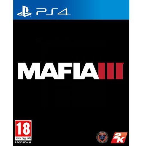 Gry na PlayStation 4, Mafia 3 (PS4)