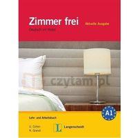 Książki do nauki języka, Zimmer frei Neu LB und AB mit 3 CDs (opr. miękka)