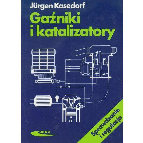Biblioteka motoryzacji, Gaźniki i katalizatory. Sprawdzanie i regulacja (opr. miękka)