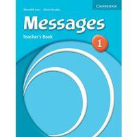 Książki do nauki języka, Messages, Level 1, Teacher's Book (opr. miękka)
