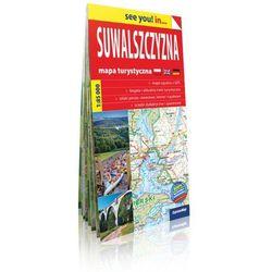 Suwalszczyzna- mapa turystyczna 1: 85 000 papier - . (opr. broszurowa)
