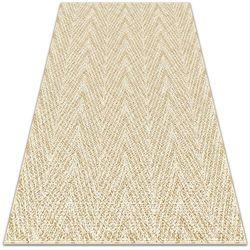 Nowoczesny dywan na balkon wzór Nowoczesny dywan na balkon wzór Deseń tkaniny