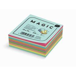 Karteczki samoprzylepne Magic Cube, 75x75mm 225 karteczek (433725)
