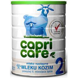 Capricare 2 Mleko następne oparte na mleku kozim od 6. miesiąca życia 400g